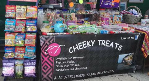 Cheeky Treats Sweets