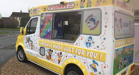 Pembrokeshire Super Whippy Ice Cream