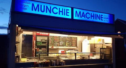 The Munchie Machine