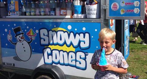 The Snowcone Co